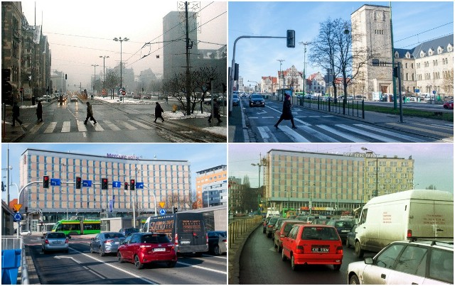 Poznań zmienia się na naszych oczach. Najlepiej widać to, gdy porównamy te same miejsca niegdyś i obecnie. Dlatego przygotowaliśmy dla Was wyjątkowe zestawienie - oto fotografie z 2001 i 2020 roku. Zobaczcie, jak w ciągu 19 lat przeobraziły się m.in. Okrąglak, Święty Marcin czy Kaponiera.Zobacz kolejne zdjęcie --->