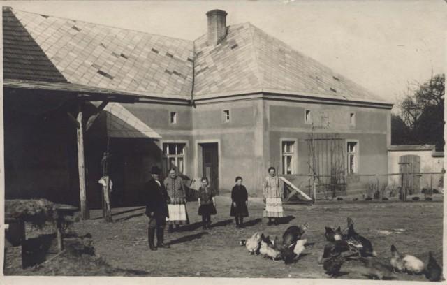 Kościeliska 1927