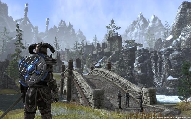 The Elder Scrolls OnlinePremiera gry The Elder Scrolls Online już 4 kwietnia