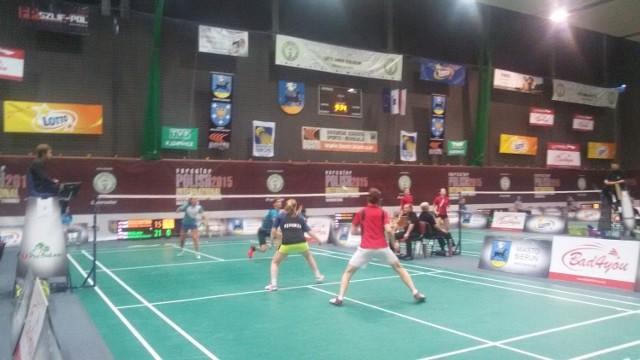 Zakończył się Międzynarodowy Turniej Badmintonowy w Bieruniu - Polish International 2015