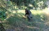 Granat moździerzowy w okolicach Dziennic. Interweniowali wojskowi saperzy