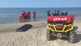 Akcja poszukiwawcza na Bałtyku. Świadkowie zauważyli pusty materac [ZDJĘCIA]