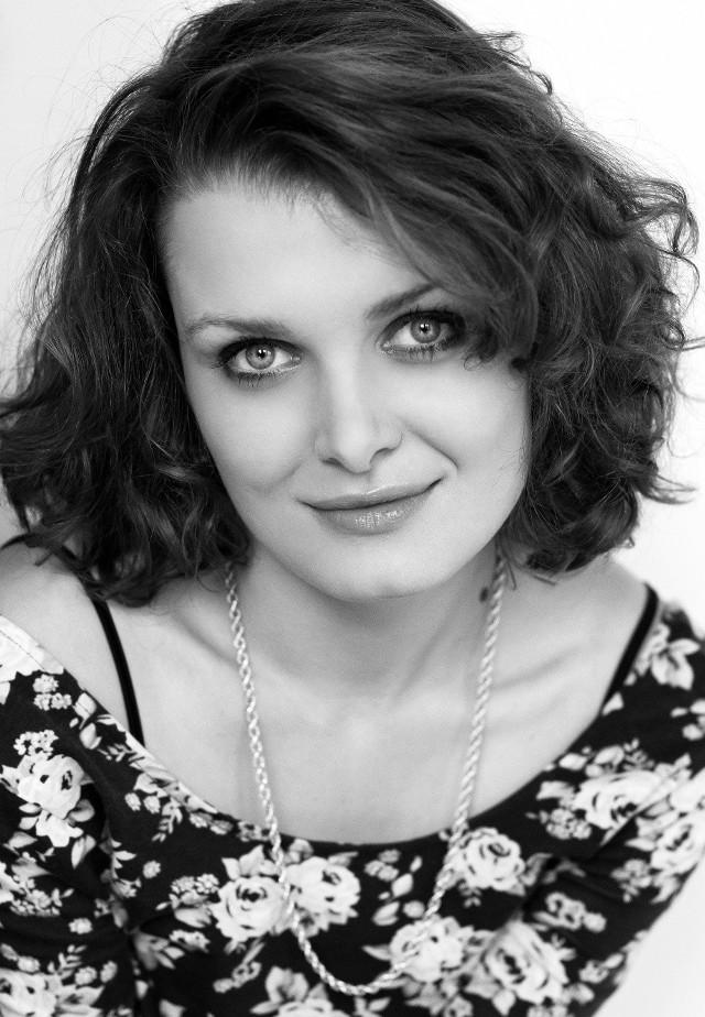 Marcela Stańko, aktorka Teatru Polskiego w Poznaniu