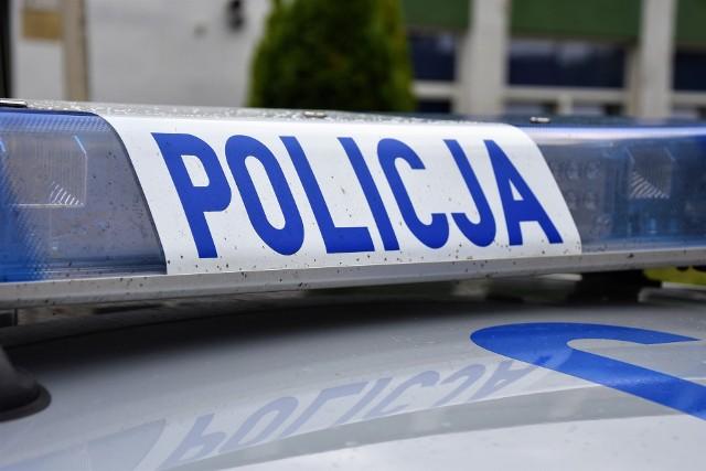 Wypadek w Brzegu. Śmiertelne potrącenie pieszego na ulicy Chocimskiej. Kierowca uciekł