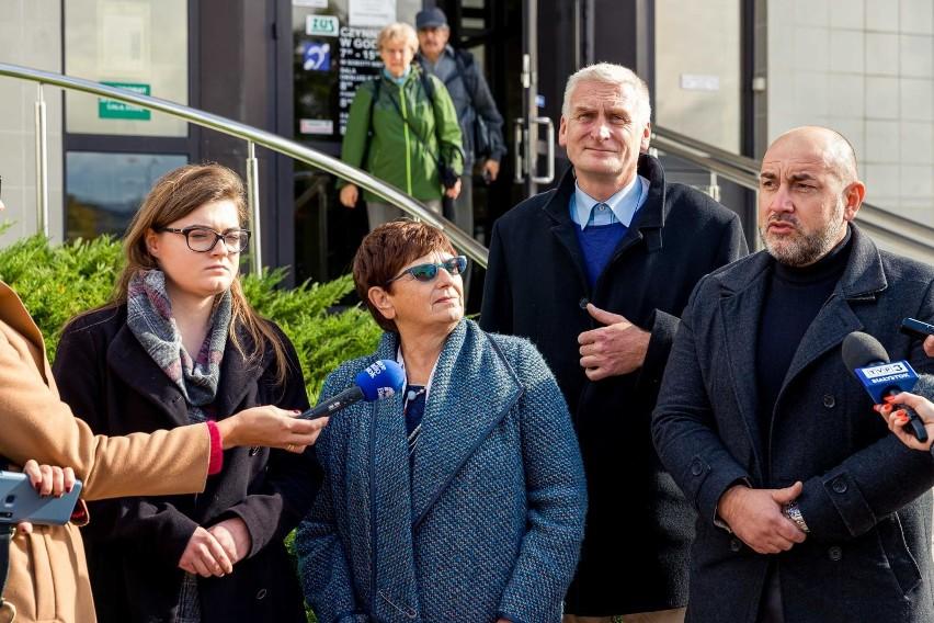 Podlascy kandydaci Lewicy do Sejmu zapowiadają, że zajmą się...