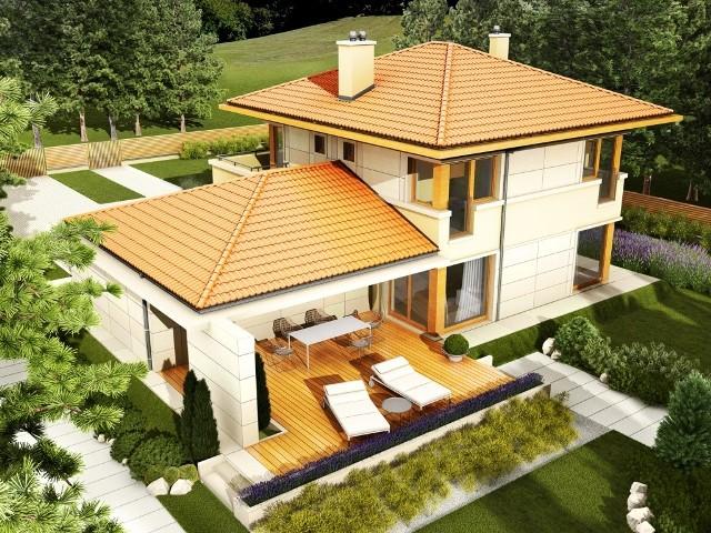 Osiedle Willowe w NiemczuNa osiedlu przy ul. Krabowej w Niemczu ma być w sumie 29 domów