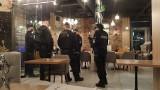 Kontrola policyjna w pierogarni Soodi. Funkcjonariusze spisywali gości (ZDJĘCIA)