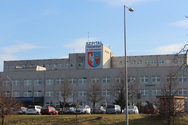 Koronawirus w Szpitalu Powiatowym w Chrzanowie.