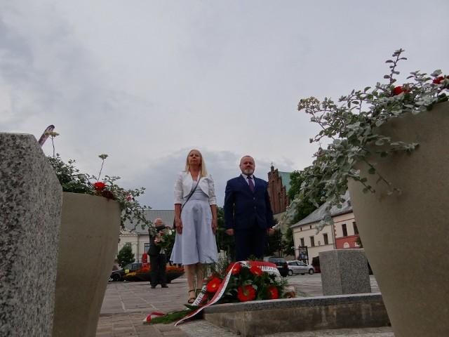 Obchody 81. rocznicy Krwawej Środy w Olkuszu