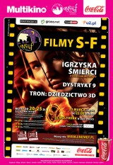 Kolejny ENEMEF. Filmy S-F w Multikinie. Mamy bilety