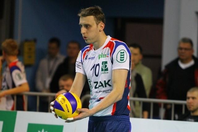 Francuz Guillaume Samica za rywala po drugiej stronie siatki w zespole z Bydgoszczy będzie miał dobrze sobie znanego rodaka Stephana Anntigę.
