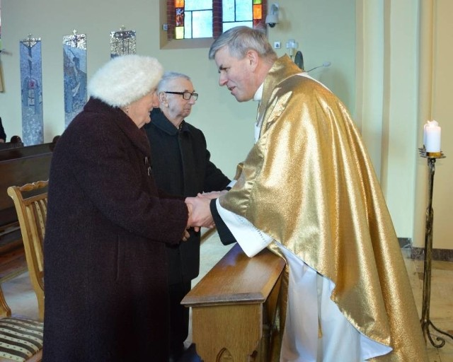 Państwo Lewandowscy są małżeństwem od 70 lat