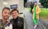 """Zenek Martyniuk, jego żona Danuta i syn Daniel ubierają się u gwiazdy programu """"Królowe życia"""""""