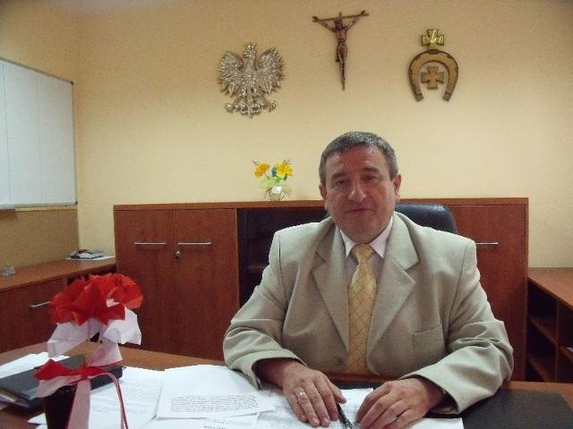 burmistrz Łap