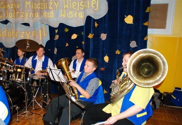 Orkiestra dęta z Dobrzynia nad Wisłą