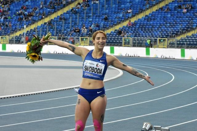 Ewa Swoboda jest w tej chwili najszybszą PolkąZobacz kolejne zdjęcia. Przesuwaj zdjęcia w prawo - naciśnij strzałkę lub przycisk NASTĘPNE