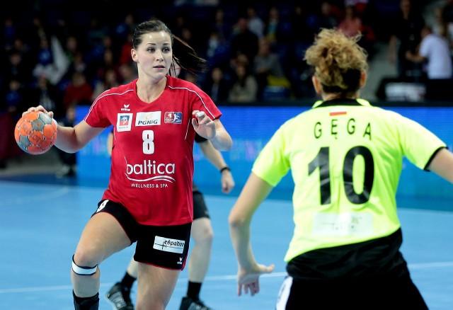 Agata Cebula rzuciła we wtorkowym meczu 6 bramek.