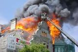 Pożar rektoratu Politechniki Łódzkiej – minęło już prawie pięć lat. Rektor ma plan, aby wrócić do willi Reinholda Richtera w 2024 r.