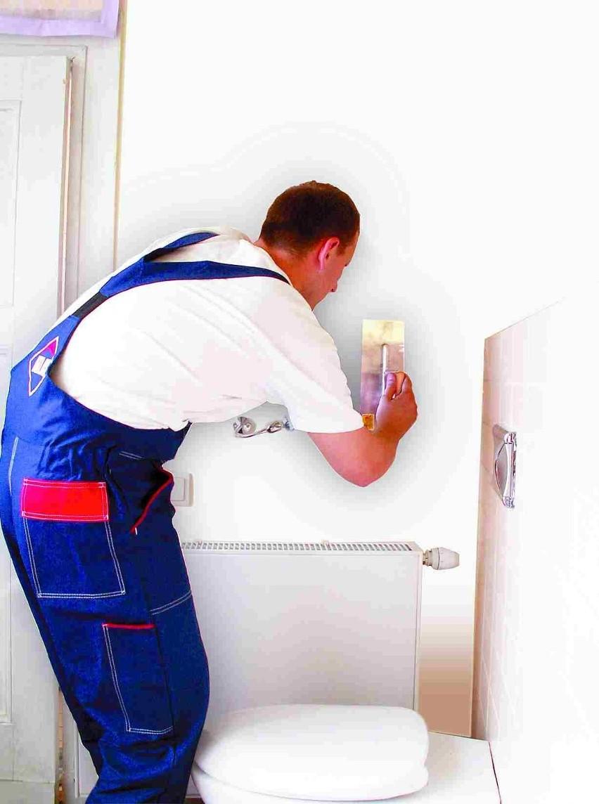 Czym Wyrównać ścianę W łazience Głos Koszaliński