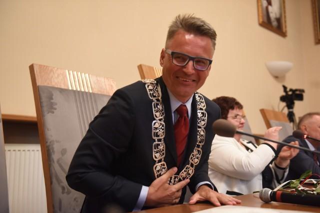 Prezydent Zielonej Góry - Janusz Kubicki