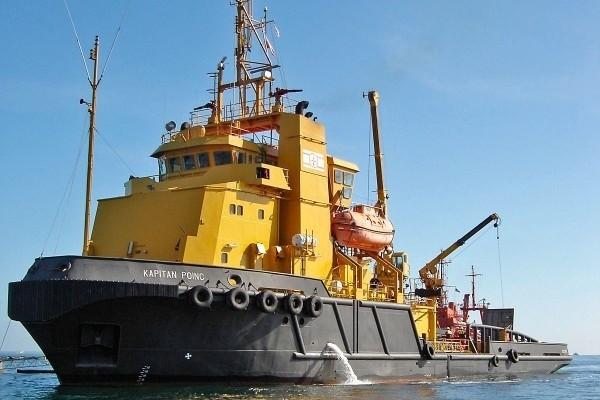 Flagowy statek Służby SAR, Kapitan Poinc, został zbudowany po katastrofie promu Jan Heweliusz.