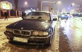 BMW zderzyło się z fiatem