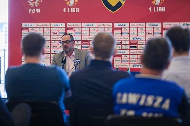 Artur Czarnecki konferencja prasowaArtur Czarnecki konferencja prasowa