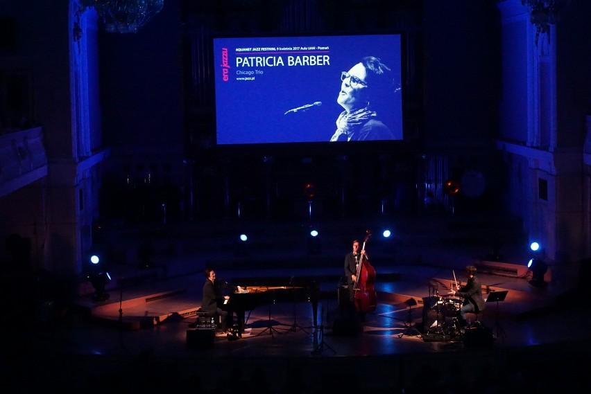 Patricia Barber i jej Chicago Trio