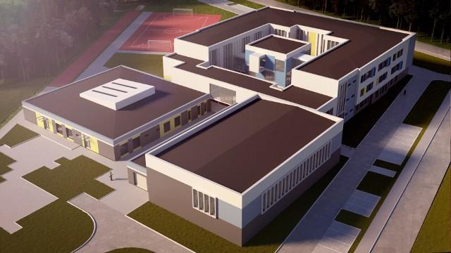 Umultowo: Budowa szkoły i przedszkola ma rozpocząć się już w kwietniu