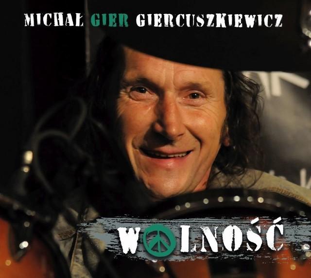 Michał Giercuszkiewicz z nowym wydawnictwem