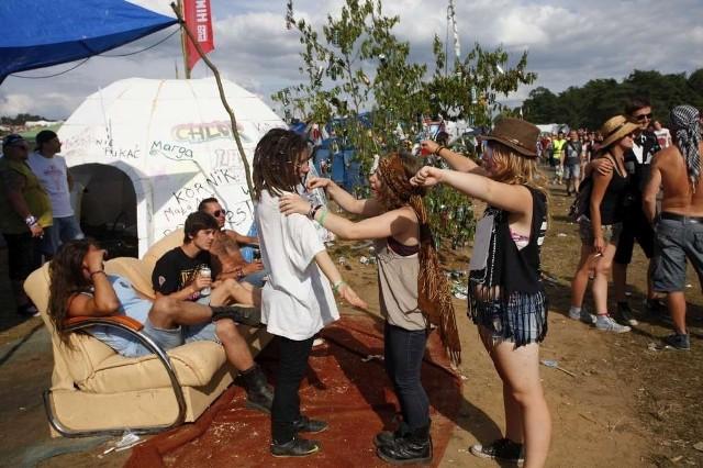 Przystanek Woodstock 2014 trwa w najlepsze!
