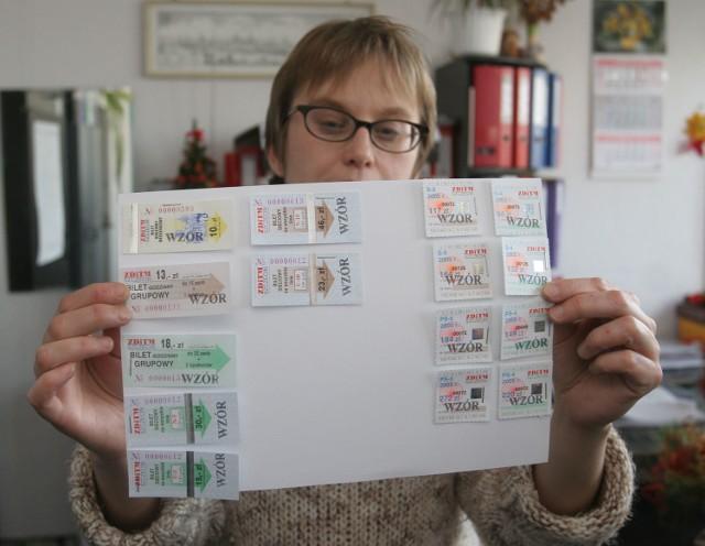 To jedynie niewielka część biletów i znaczków. Wszystkie zostały wprowadzone 29 listopada.
