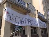 Cefarm Białystok protestuje: Negocjuje się z załogą, a nie za jej plecami!
