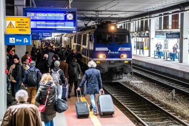 Pasażerowie nie mogą kupić biletów na niektóre połączenia realizowane przez PKP Intercity po 12 czerwca. Przyczyną jest zmiana rozkładu jazdy, która będzie miała miejsce 14 czerwca.