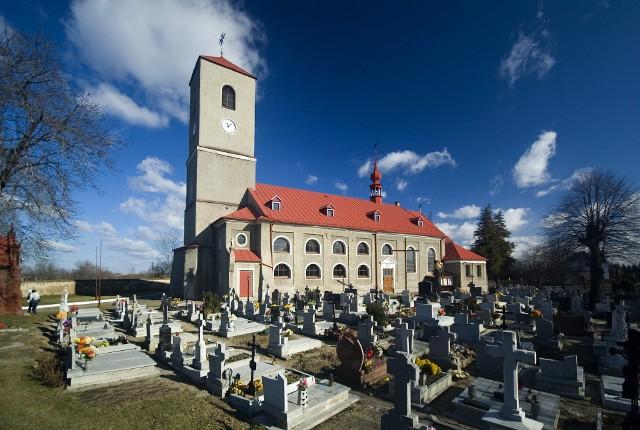 Ks. Kazimierz Grabowiecki był administratorem i proboszczem w Grobnikach w latach 1987 -1993.