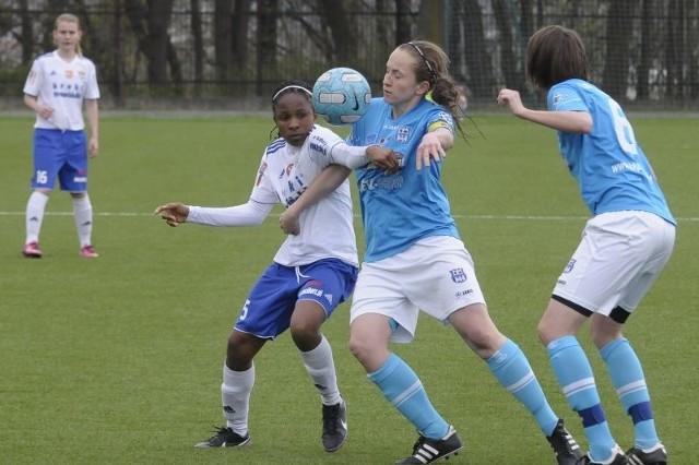 KKP rozegrał kolejny mecz rundy wiosennej ekstraligi kobiet.