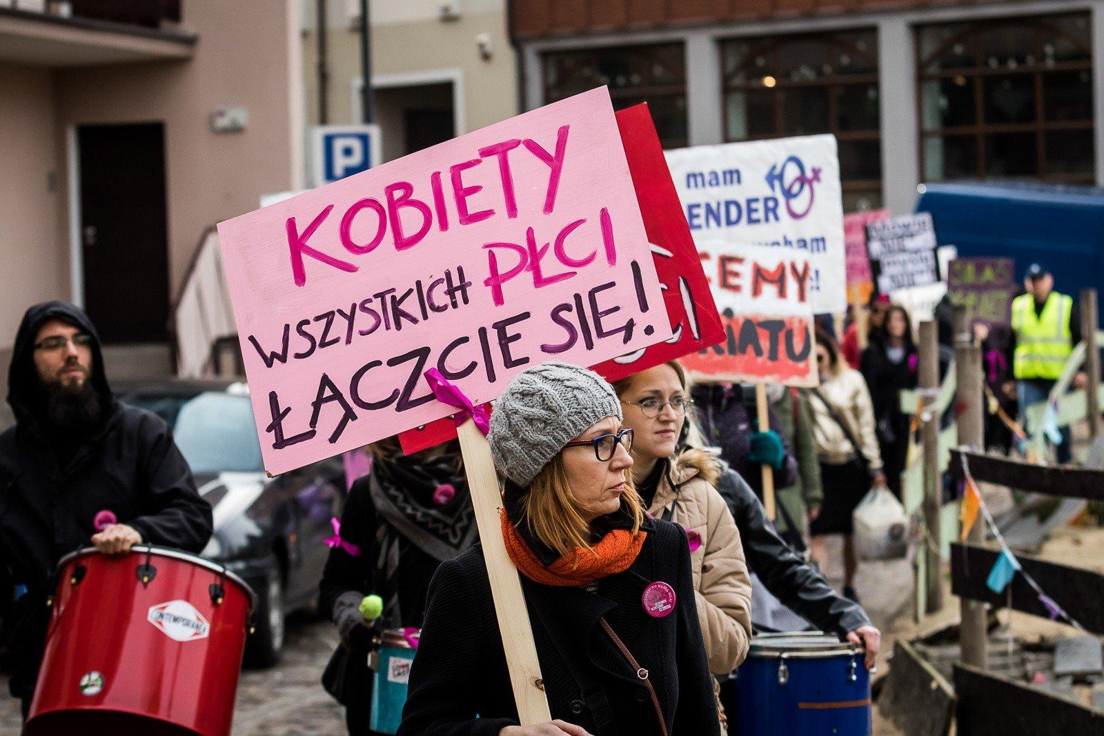 W Brodnicy Kobiety Też Zastrajkują Gazeta Pomorska
