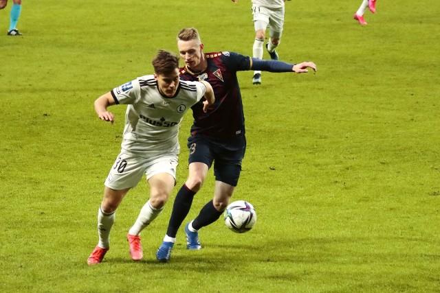 Jak piłkarze Pogoni zareagują na porażkę w Warszawie?