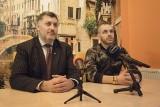 """""""Będzie kontrola Tarczy Antykryzysowej"""" - zapowiedział Artur Dziambor podczas wizyty w Duo Cafe w Słupsku"""