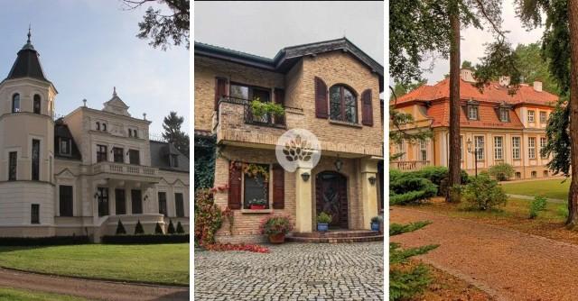 Marzy Ci się wielki i luksusowy dom z piękną działką? Nic straconego! Wystarczy, że posiadasz odpowiednią ilość gotówki! Wtedy możesz zamieszkać w jednej z tych wyjątkowych nieruchomości. Sprawdź, jakie domy i płace z regionu są obecnie wystawione na sprzedaż. Wszystkie oferty pochodzą z serwisu OtoDom.pl. Czytaj dalej. Przesuwaj zdjęcia w prawo - naciśnij strzałkę lub przycisk NASTĘPNE