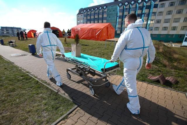 Porodówka przy Borowskiej na razie została zamknięta do soboty