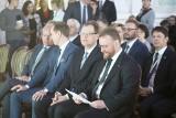 Minister zdrowia w Białymstoku. Łukasz Szumowski wziął udział w spotkaniu o innowacjach w medycynie