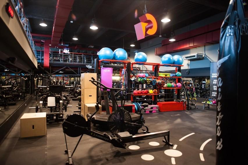 Kluby fitness i siłownie w Krakowie otwarte od 28 maja....