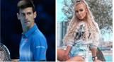 Serbska modelka mówi, że dostała zlecenie na Novaka Djokovicia - za 60 tys euro miała go uwieść i nagrać. Twierdzi, że odmówiła
