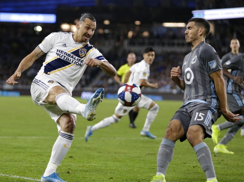 """Zlatan Ibrahimović w swoim stylu kończył przygodę w MLS, ale nie karierę. """"Wracajcie oglądać baseball"""""""