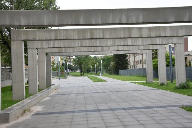 Promenada Śródmiejska w Częstochowie