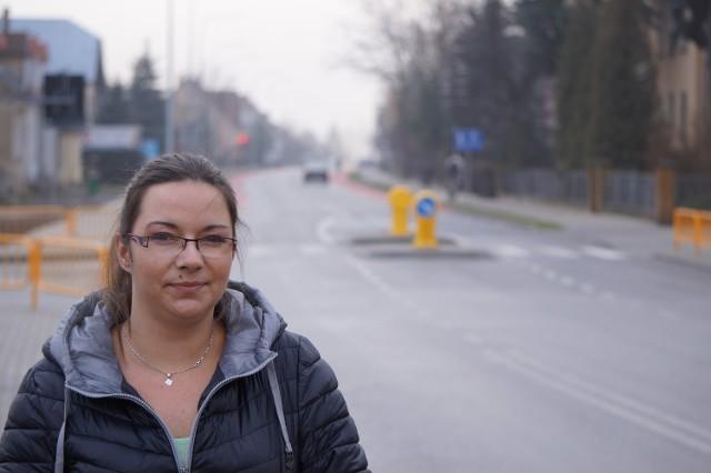 Mieszkańcy cieszą się z końca remontu ul. Świerczewskiego w Międzyrzeczu.