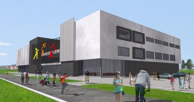 Pierwszy kompleks sportowy w Stęszewie ma powstać nieopodal szkoły podstawowej. Burmistrz gminy Włodzimierz Pińczak chce, by w ciągu dnia korzystali z niego uczniowie