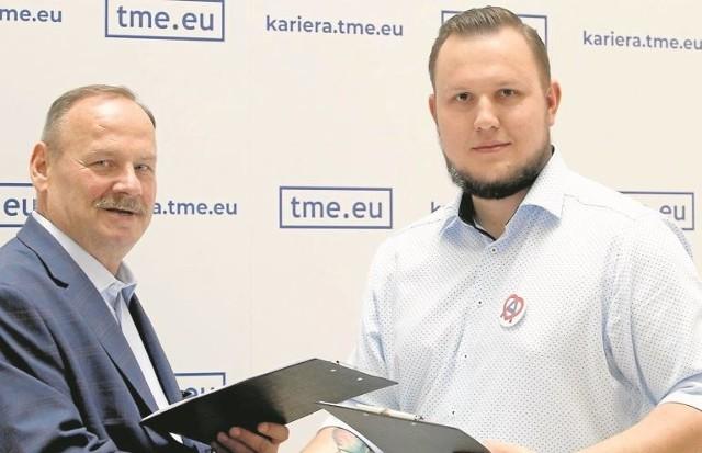 Andrzej Kuczyński i Janusz Matusiak są dobrej myśli.