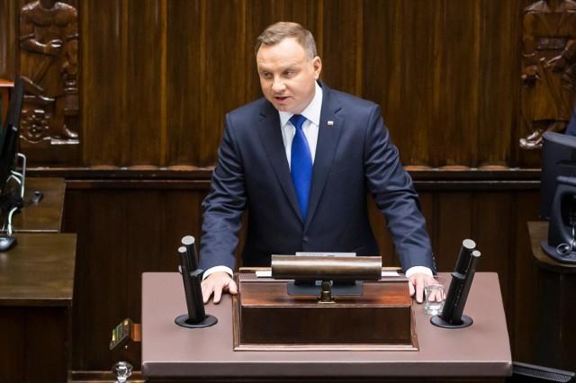 Prezydent Andrzej Duda zdradził jak będzie wyglądać tegoroczna matura >>>